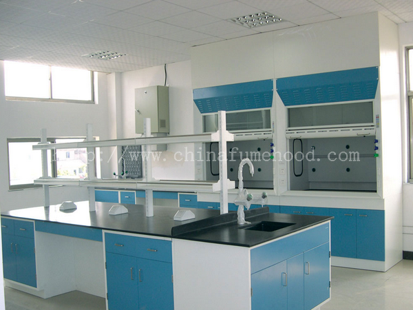 Steel Lab Tables And Benches / Lab Instrument Tables / Laboratory Island Tables Supplier