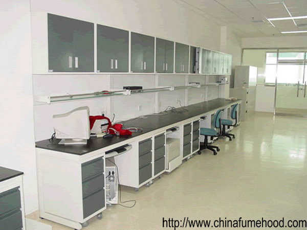 School Chemistry Steel Lab Furniture Anti Acid Alkali Customized Size And Color