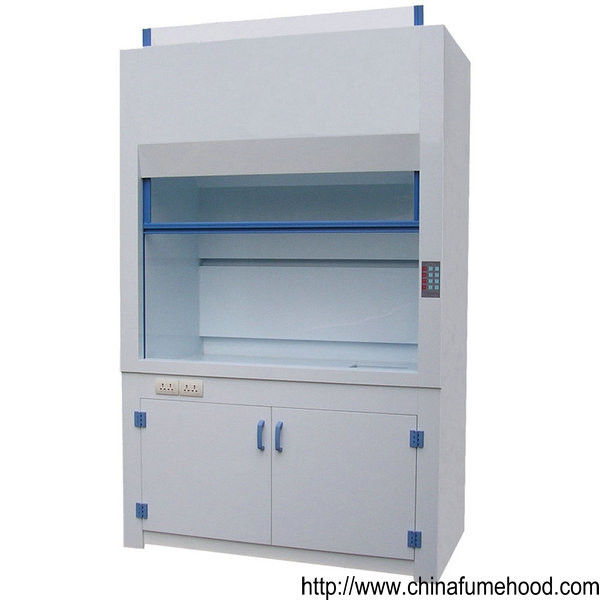 Biology Lab Perchloric Acid Fume Hood Modern Appearance Multiple Choice Worktops