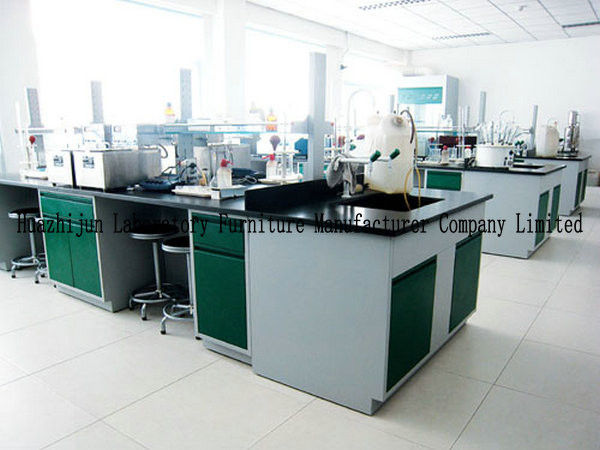 Lab Furniture For School / Lab Bench For Hosiptal / Lab Table For Chemical Factory