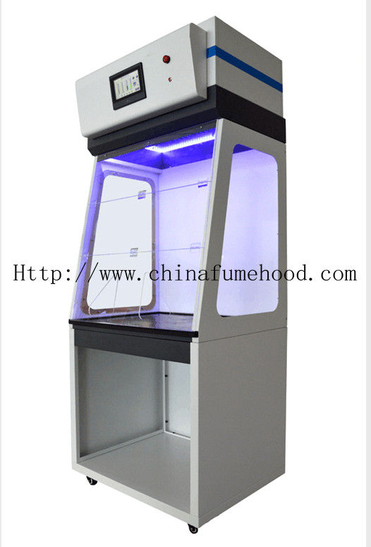 Laboratory Ductless Fume Cabinet Purification System ISO CE Certified