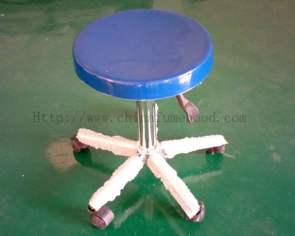 Hospital Dental Lab Chairs Blue / White Color Fiber Reinforced Plastic Material