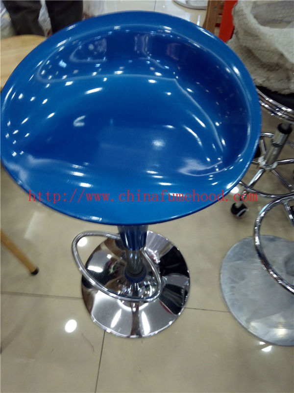 Hospital / School Lab Chairs And Stools , Chemical Resistant Laboratory Stool Chair